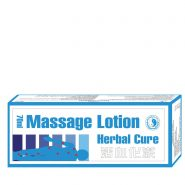 Herbal Cure massage lotion