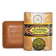 Bee and Flower Sandalwood soap