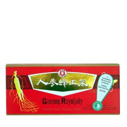 Ginseng Royal Jelly ampulla