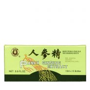 Panax ginseng-Ampulle