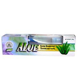 Aloe vera zubná pasta
