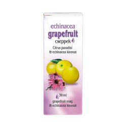 Grapefruit drops with Echinacea