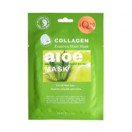 Face mask with aloe vera extract