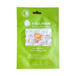 Gesichtsmaske mit Kollagen Extrakt