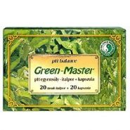 Green Master italpor + kapszula