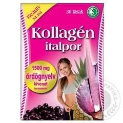 Nápojový prášok Beauty Slim Kolagén