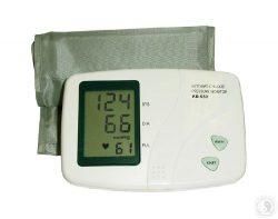 Digitális vérnyomásmérő felkarra illeszthető