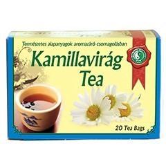 Kamillavirág tea