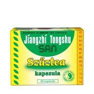 Jiangzhi Tongshu San (Unberührter Tee) Kapsel (80 St)