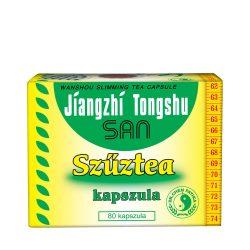 Jiangzhi Tongshu San (Panenský čaj) Kapsule (80 ks)