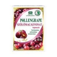 Pollengrape capsules