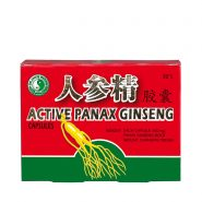 Aktívny Panax Ginseng kapsule