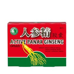 Aktív Panax Ginseng kapszula