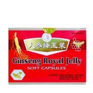 Ginseng Royal Jelly lágyzselatin kapszula