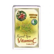 Rose Hips Pure vitamin C tablets