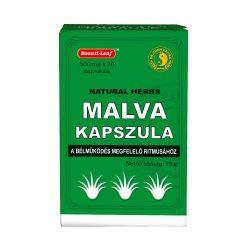 Mallow capsule