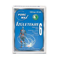 Porc-Max (Gelenke-Max) Proenzim 6 Tablette