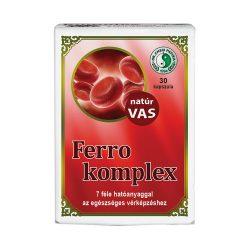 Ferro-komplex kapszula