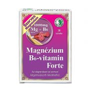Magnézium B6-vitamin Forte tabl.