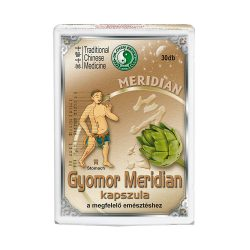 Stomach meridian capsule