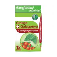 1X Daily Family, Ginkgo+Galagonya capsule
