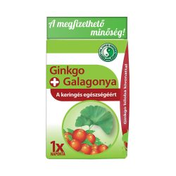 1X Daily Family, Ginkgo+Galagonya kapsule