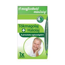 1X Daily Family, Tökmagolaj+Halolaj capsule
