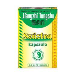 Jiangzhi Tongshu San (Panenský čaj) Kapsule (40 ks)