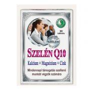 Szelén Q10 Kalcium + Magnesium + Zink tablette