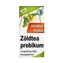 Zöldtea Prebikum kapszula