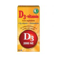 Vitamin D3 Forte chewing tablet