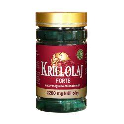 Krill Öl Forte