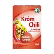 Króm és Chili kapszula