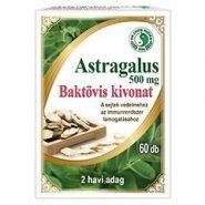 Astragalus extract capsule + Zinc + Vitamin C
