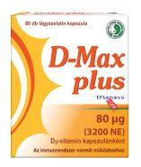 D-Max Plus 3200NE kapszula 80x