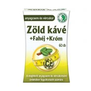 Green coffee Cinnamon Chromium capsule