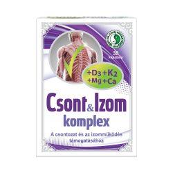 Csont Izom Komplex tabletta