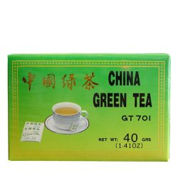Original Chinese green tea (tea bag)