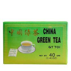 Original Chinese green tea teabag