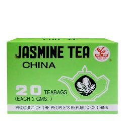 Original Chinese green tea with jasmine (tea bag)