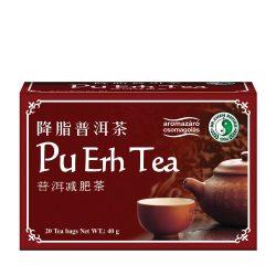 Pu Erh čaj (červený čaj) čaj na odbúravanie tukov a chudnutie