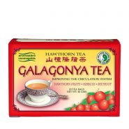 Čaj z hlohu