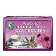 PreColdFlu Echinacea and ginger tea