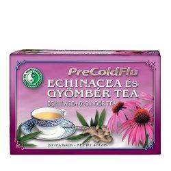 PreColdFlu Echinacea és gyömbér tea