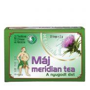 Lebermeridian-Tee
