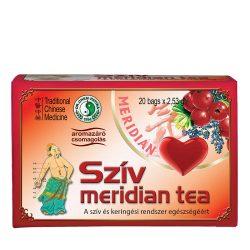 Szív Meridian tea