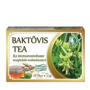 Baktövis tea
