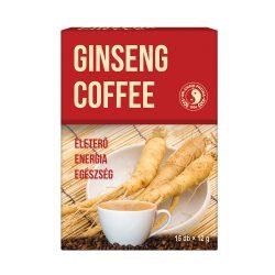 ginseng kávé