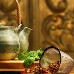 Tees und Kräuter
