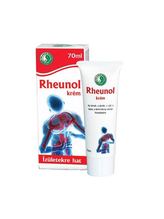 Rheunol cream